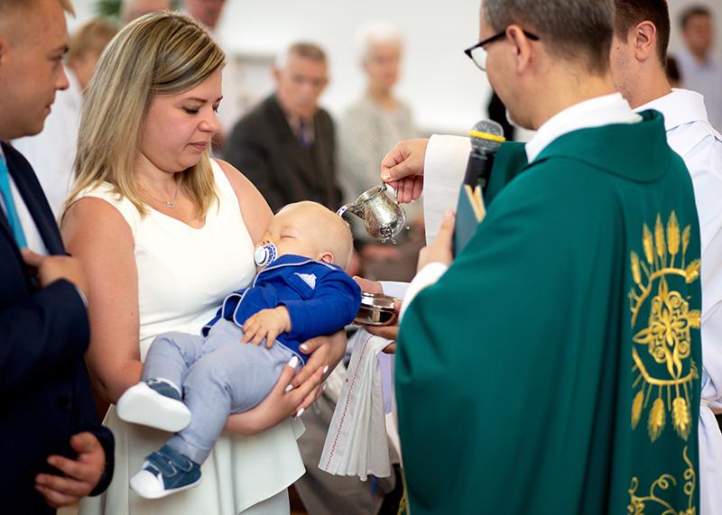 Zdjęcie z chrztu