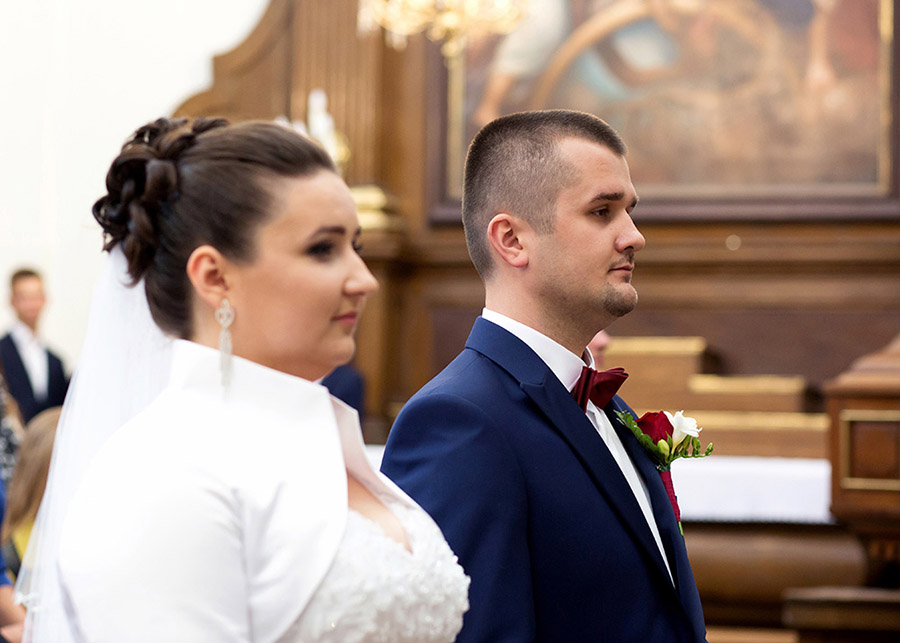 Wedding in Węgrów