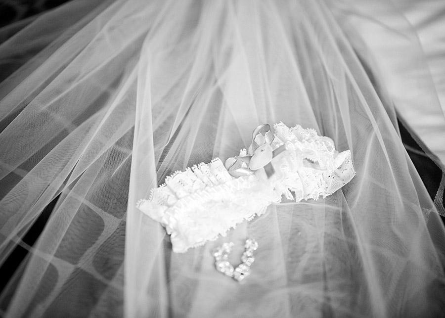 Detale podczas przygotowań do ślubu